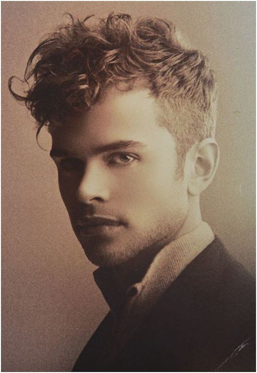 15 Male Celebrities With Curly Hair Mens Hairstyles 2016