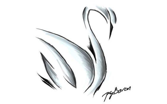 Immagine per tatuaggio cigno? | Yahoo Answers