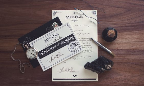 The most authentic and believable letters from Santa. So real you'll start to wonder... Santa Letter's are the perfect Christmas gift idea for 2015.