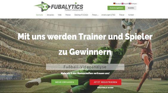 Treffen Sie #FUBALYTICS auf der #startupnight in #Berlin #Fußball