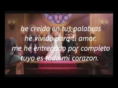 Amarte Es Un Deleite ~  Abraham y Bethliza  (letra)