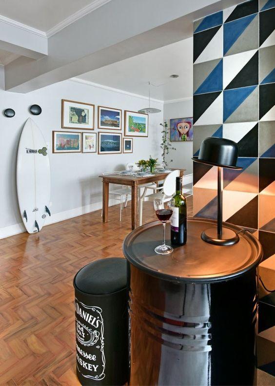 Mix entre o antigo e o novo transforma apartamento - Casa Vogue | Apartamentos