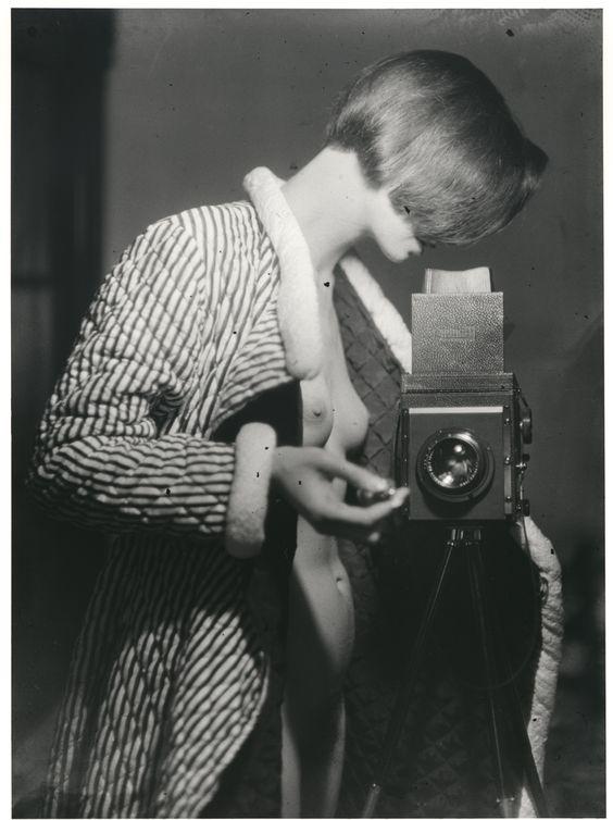 Marianne Breslauer, Die Fotografin, 1933, Fotostiftung Schweiz, Marianne Breslauer Archiv © Marianne Breslauer Archiv/Fotostiftung Schweiz, Winterthur