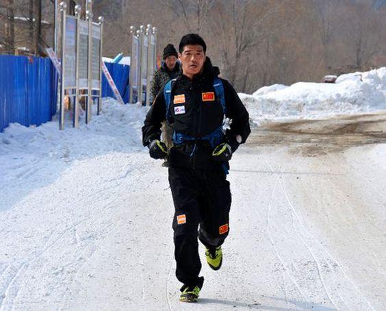 Un Aventurero Correrá Una Maratón Diaria Durante 100 Días Consecutivos