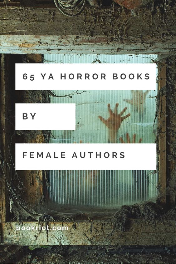 65 YA Books Written by Female Authors: