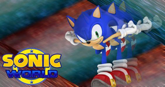Nerd & Cult : Conheça o Sonic World - Um jogo feito por fãs