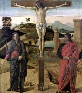 Calvary c.1465 by Giovanni Bellini