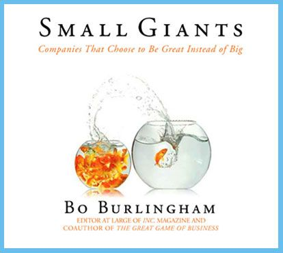 This well-written book should inspire thousands of entrepreneurs to reject a mantra of growth-for-growth's sake in favor of a passionate dedication to becoming the absolute best. Bo Burlingham reminds us of a vital truth: big does not equal great, and great does not equal big.  - Jim Collins, coauthor of Built to Last and author of Good to Great