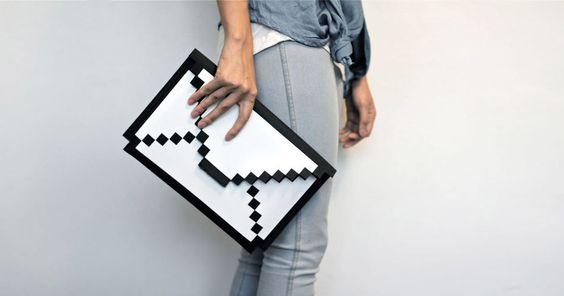 8-bit sleeve by Big Big Pixel!