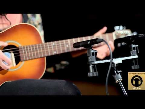 Learn How To Record Acoustic Guitar Using The Right Microphones And Recording Techniques Guitar Acoustic Guitar Acoustic