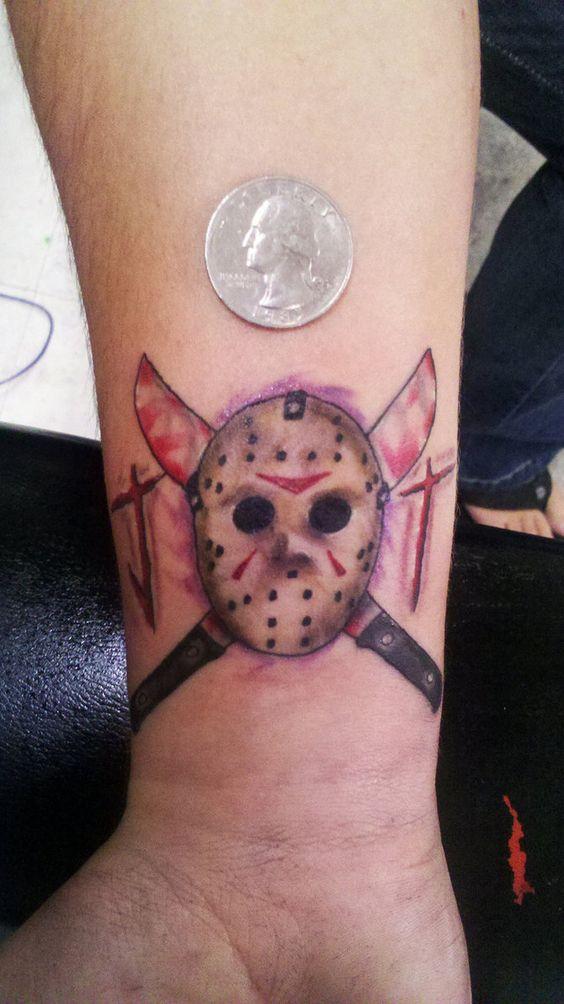 Jason Voorhees | Tattoos | Pinterest | Traditional, Jason ...