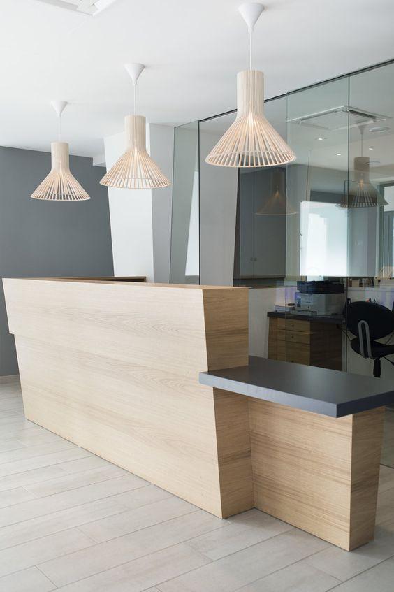 Banque D Accueil Cabinet Dentaire Design De Cabinet Dentaire Architecte Interieur