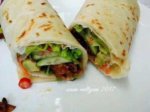 Resep Kulit Tortilla Oleh Susan Mellyani Resep Tortillas Tortilla Cemilan