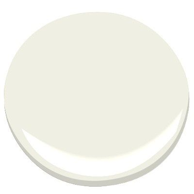 Moonlight White Benjamin Moore paint color swatch. This color is part of the Off-White Color collection. Inherently sophisticated and endlessly versatile, the Off-White collection offers subtle nuances of whites that suit tranquil, serene environments as well as creates color-enhancing accents for dynamic spaces.#offwhitepaintcolor #bestwhitepaintcolor #benjaminmooremoonlightwhite #bestoffwhite