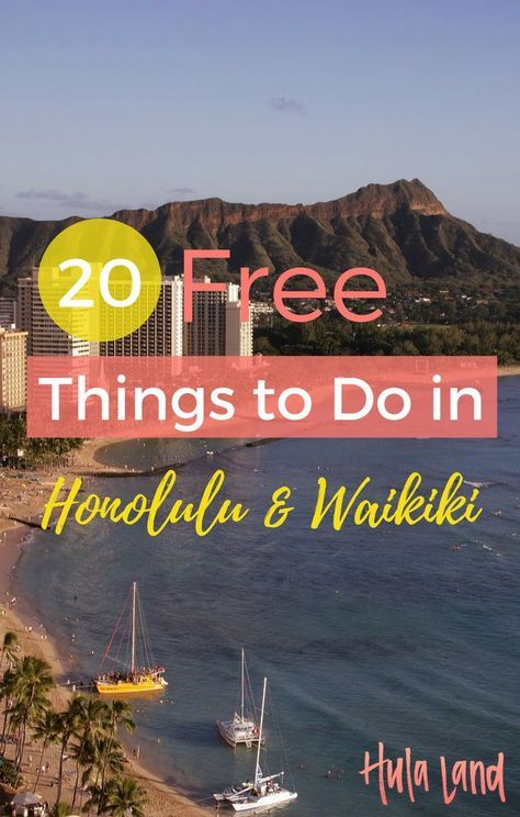 22d0055a5c58e33eff0726a881497acf - 12 Perfect Itineraries For Honolulu, Hawaii
