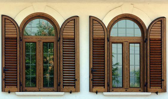 class serramenti infissi legno alluminio pvc portoncini