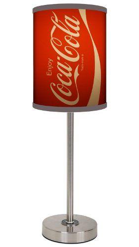 Coke lights up