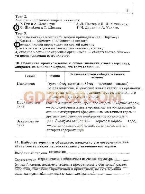 Практическая работа 6 по географии 6 класс ответы стадника.г вовк в.ф