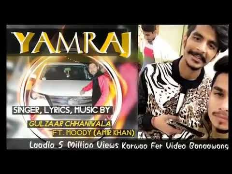 Yamraj Official Full Video Gulzar Channiwala Latest Haryanvi Song Youtube Songs Mp3 Song Youtube