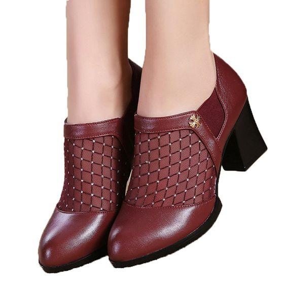 33 Low Heel To Copy Asap shoes womenshoes footwear shoestrends