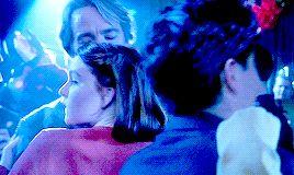 """Alan Rickman and Georgina Cates """"An Awfully Big Adventure"""" 1995"""