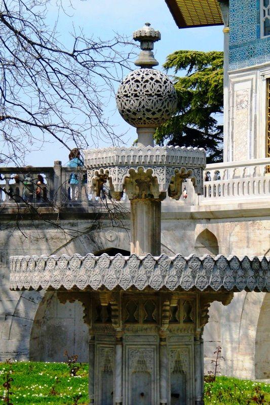 Topkapi Fountain - , Istanbul