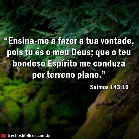 Salmos 143-10