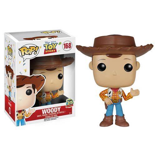Toy Story 20th Anniversary Woody Pop! Vinyl Figure - Funko - Toy Story - Pop! Vinyl Figures at Entertainment Earth