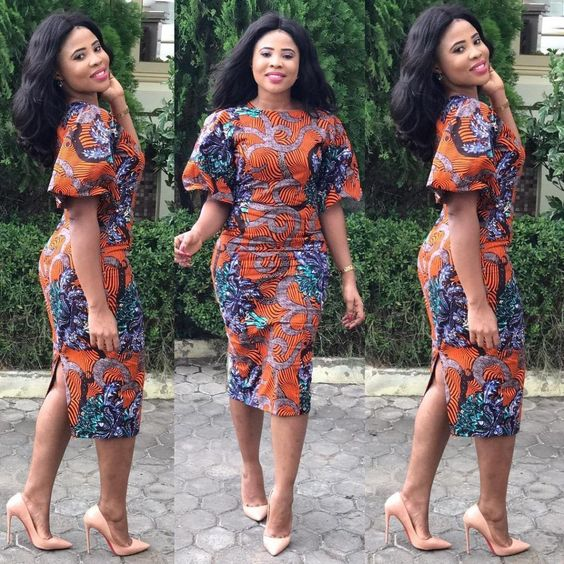 Graceful Ankara Dresses You Should Have Right Now - AfroCosmopolitan