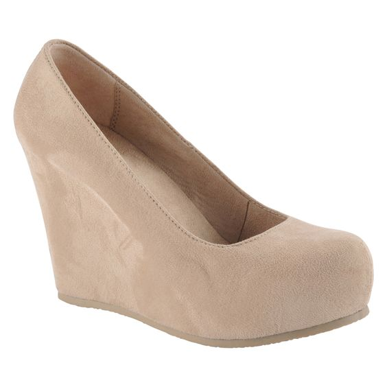 Nude low wedges Nude Photos 94