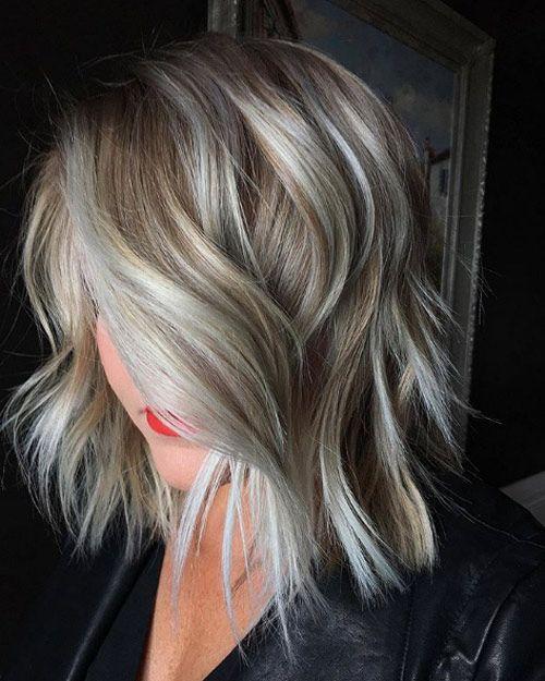60 Spring Highlight Ideas For Short Hair Style Skinner In
