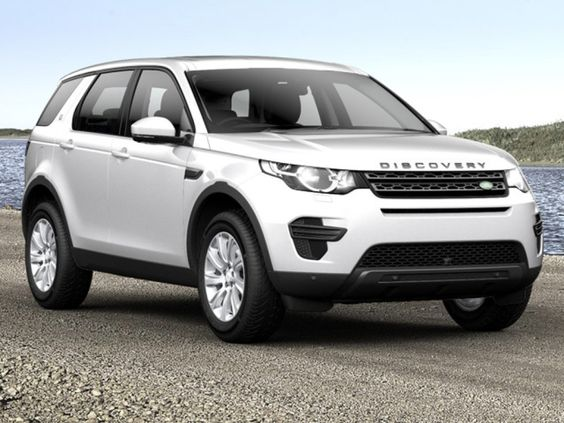 Land Rover Discovery Sport SE Manual