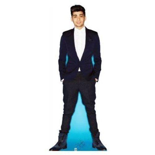 Zayn One Direction Lifesize Cardboard Cutout. Zayn really makes a statement with this cutout. #OneDirectionCutout