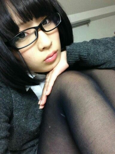#stocking #pantyhose #tights (Rinne_Mui)