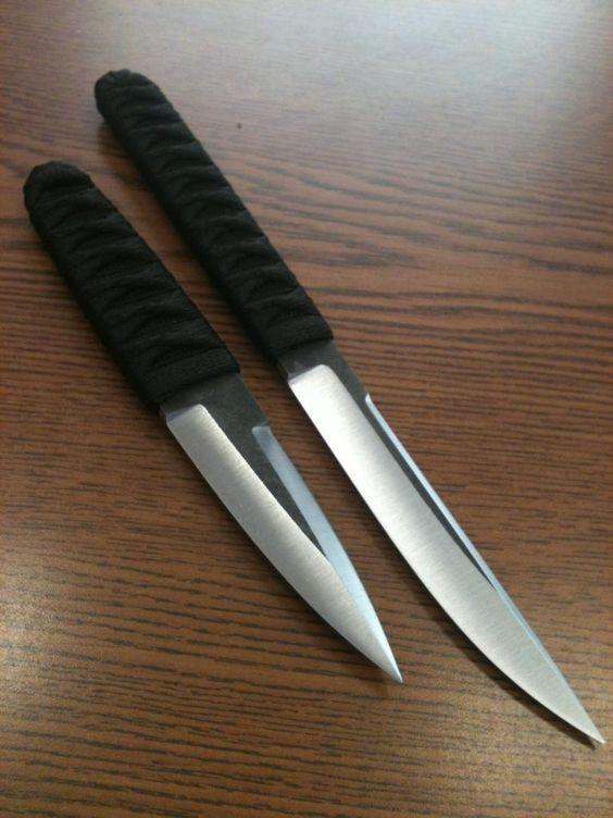 Small Japanese Dagger- Slim kwaiken - Sold weapon