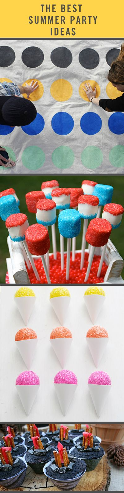 Summer Parties Food Ideas And Teenagers On Pinterest