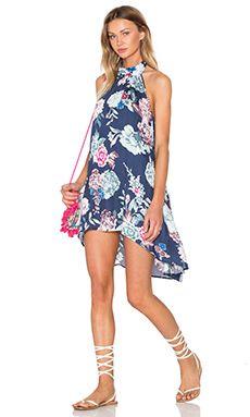 MINKPINK Little Blossom Dress in Multi