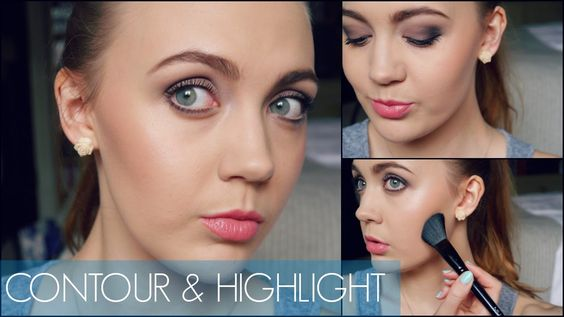 How To Contour & Highlight Tutorial   Makeup For Beginners