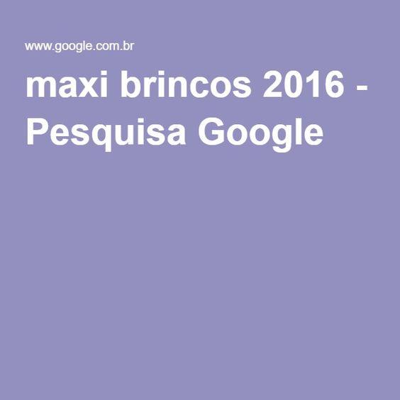 maxi brincos 2016 - Pesquisa Google