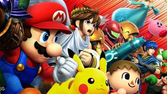 Parece que a Sony queria fazer um filme baseado em Super Smash Bros.
