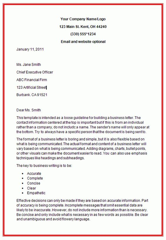 Business Letter The Best Sample Mla Format Spacing Inside  Home