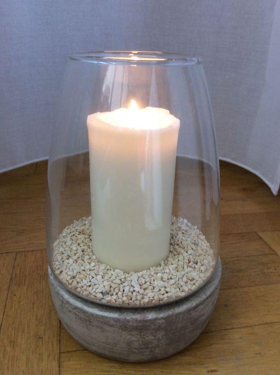 Kerzenhalter Windlicht Gartenlicht Beleuchtung Dekoration Tischlampe Laterne
