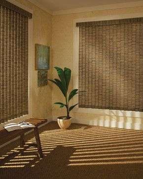 Home Office Ideas #Hunter_Douglas #Home_Office_Ideas #Window_Treatments #HunterDouglas