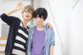 photo by だてさん、橘真琴:らいく