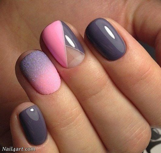 50 Simple Nail Art Designs 2018 Nail4art Simple Nail Art