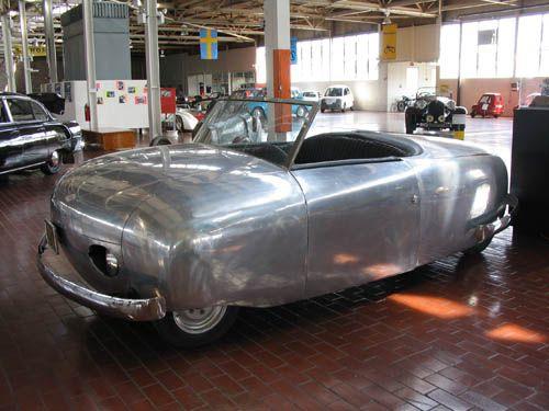 Hewson Rocket- 1946