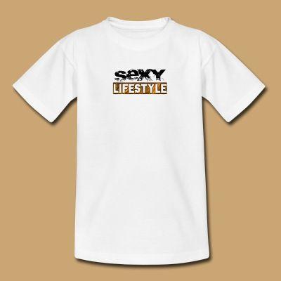 SEXY - LIFESTYLE - GOLD - B - 1.0 T-Shirt   creative-media-impressions