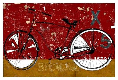 Red+Bicycle
