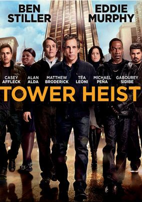 Tower Heist (2011) When a group of workers at a ritzy Manhattan condo realize their boss has swindled them out of their pensions, they vow to reap their own justice. With the cooperation of the building manager, the group devises an ingenious plot to recover the funds.
