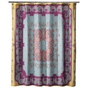 Boho Boutique� Lola Shower Curtain